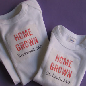Personalized baby kids archives goodbuddy baby onesie or tee homegrown negle Images