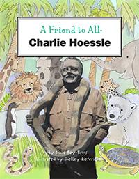 zoo animals children's book